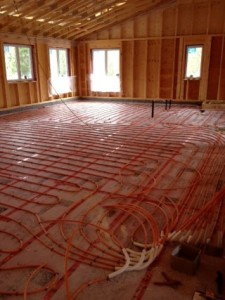 Website - Services Drop Down - Hydronic Heating